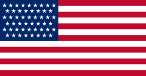 Fifty One Star Flag
