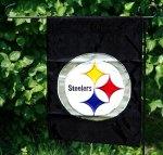 Steelers Garden Flag