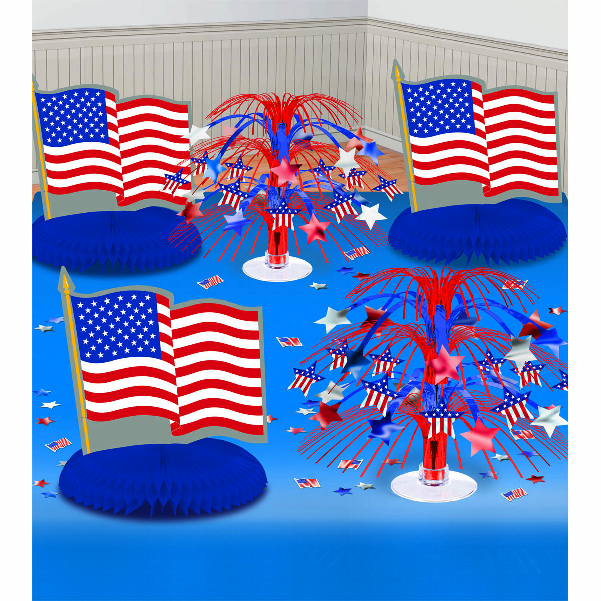 Patriotic Decorating Kits for the 4th of July – Flag Blog