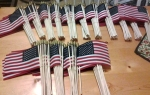500 flags USA46HFESpear25PK