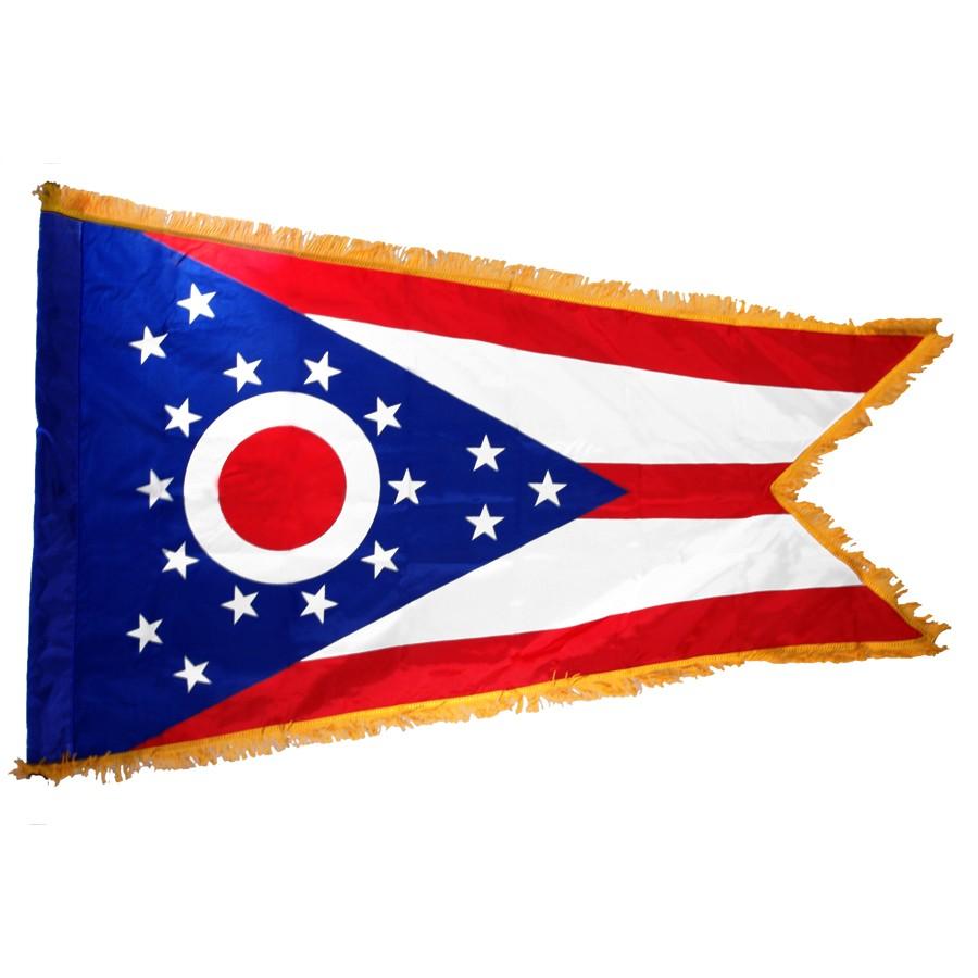Who Designed Ohio S State Flag