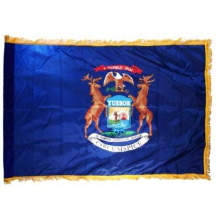 smi35n-indoor_-00_front_michigan-3x5ft-nylon-flag-with-indoor-pole-hem-and-fringe