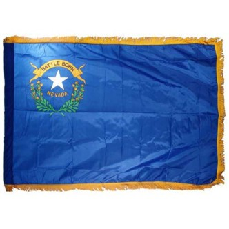snv35n-indoor_-00_front_nevada-3x5ft-nylon-flag-with-indoor-pole-hem-and-fringe_1